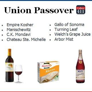 Union Passover