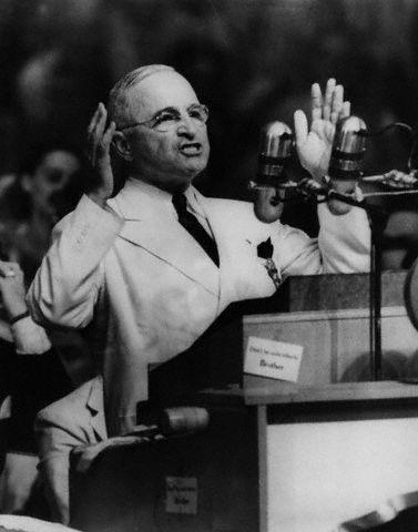 Harry Truman speech