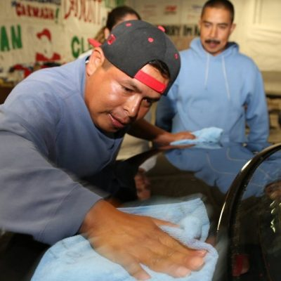 L.A. Car Wash Workers & Unions Team Up to Make Change (VIDEO)