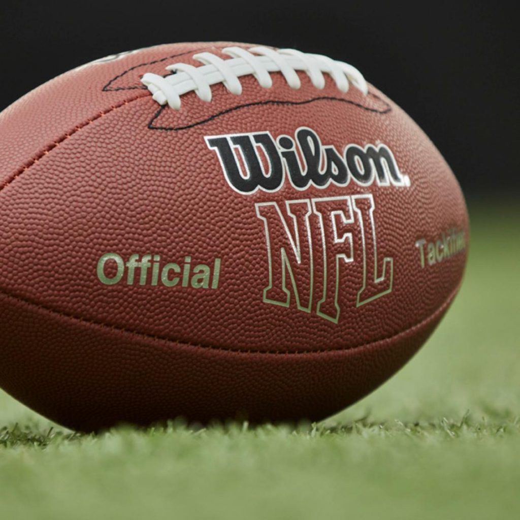 Wilson Footballs Made In The Usa