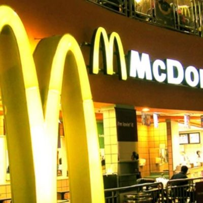 McDonald's to Workers: We Value You So Much, We're Adding Self-Order Kiosks at 9,000 Stores