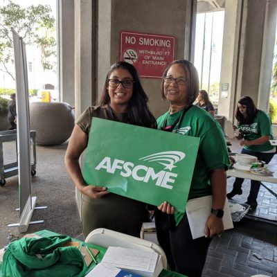 AFSCME 3090- Strength in Numbers