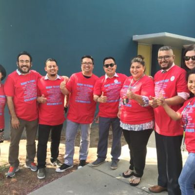UTLA - Winning an Uphill Battle