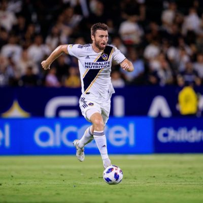 """Standing up for the Smaller Guy"" – A Visit with L.A. Galaxy Young Player Rep Dave Romney"