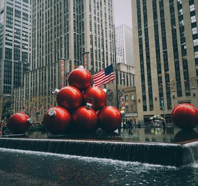 Holiday Festivities in New York