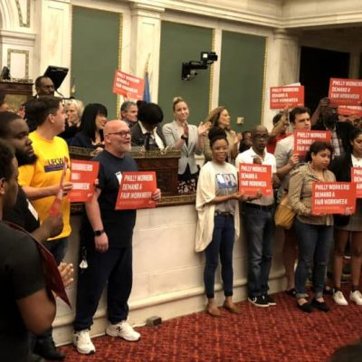 Philadelphia Passes Fair Workweek Legislation