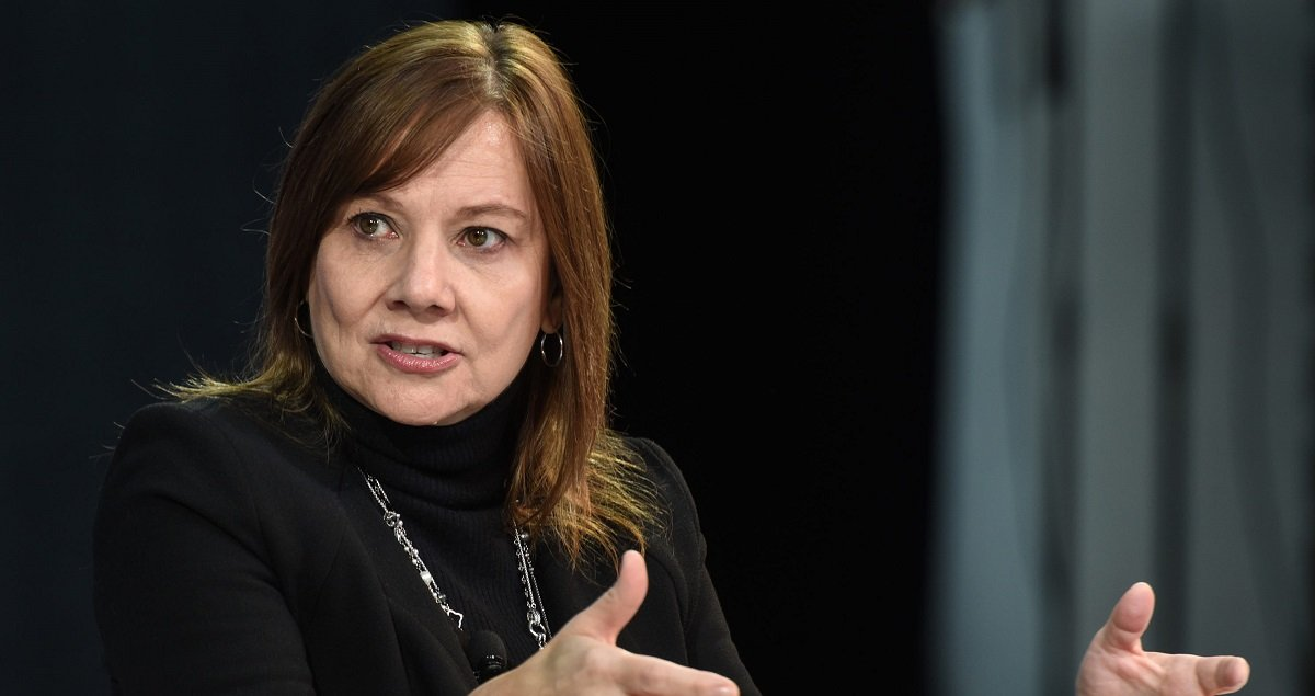 GM Manages To Find $22 Million To Pay CEO As It Closes 5 Plants And Lays Off 15,000 Workers