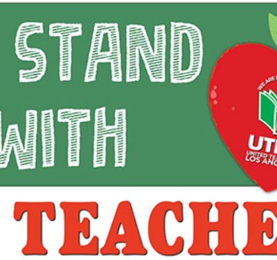 Back to class! UTLA, LAUSD Settle Strike