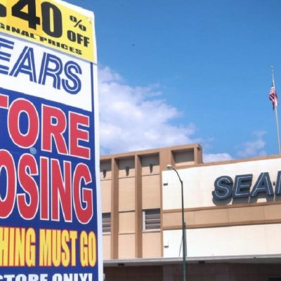 Court Ruling Might Have Just Saved 50,000 Sears Jobs