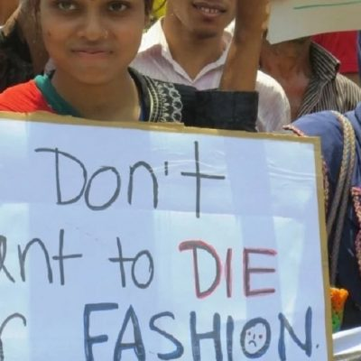 Thousands Of Brave Bangladesh Garment Workers Fired For Going On Strike