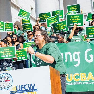 The Good Fight: UFCW Local 770 Organizes Dispensaries, Enjoys Rite Aid Victory