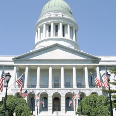 All GOP Legislators On Maine Committee Vote No To $40,000 Minimum Teacher Pay. It Passes After Democrats Vote Yes.