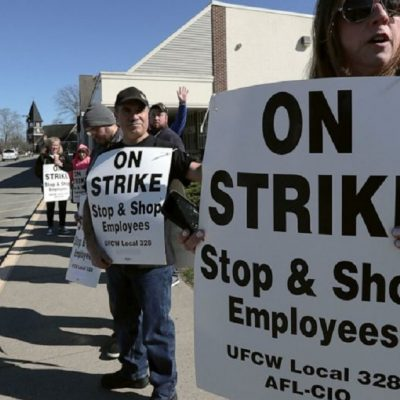 Over 30,000 Grocery Workers Just Went On Strike