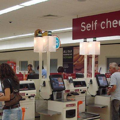 Three Reasons Why Self-Checkout Machines Are Terrible For Everyone