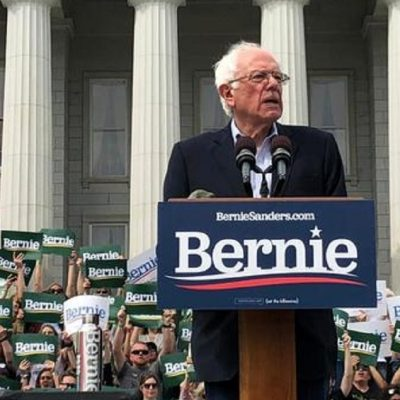 Bernie's Campaign Has Become A Rapid Action Tool To Support Striking Workers