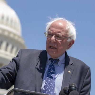 Bernie Sanders Calls For $60,000 Minimum Teacher Salary