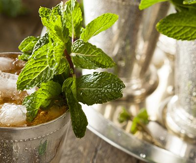 "Ethical Bourbon puts the ""pep"" in your Mint Julep!"
