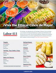 ¡Viva the Ethical Cinco de Mayo!