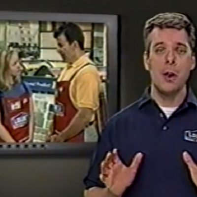 This Anti-Union 'Training' Video By Lowe's Is Why I Won't Be Shopping There Anymore
