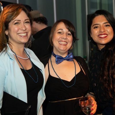 L.A. Young Workers Enjoy a Rocking Evening at the Blue Tie Gala