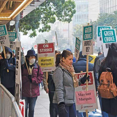 The Good Fight: Labor Rallies Entire City for Hotel Worker Victory