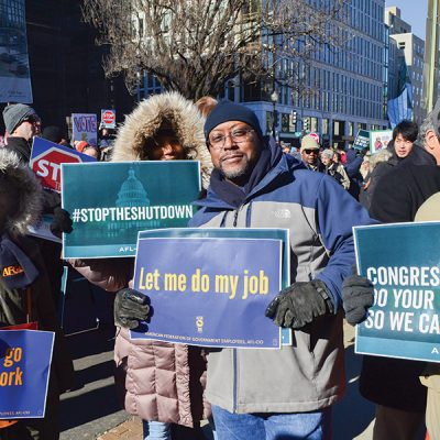 The Good Fight: Government Shutdown Hurt Workers and Cost Billions
