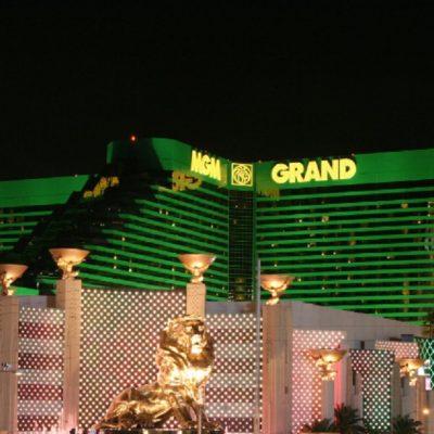 MGM Resorts Received A $1.4 Billion Tax Cut From Trump. Now It's Cutting Jobs.