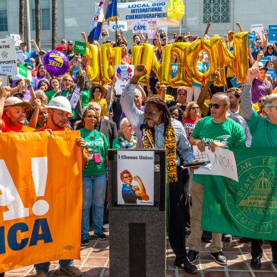 One Year After Janus Decision, L.A. Labor Sees Revitalization, Not Apocalypse
