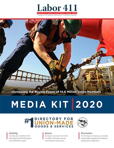 2020 Labor 411 National Media Kit