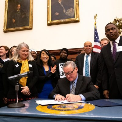 The Good Fight: Philadelphia Passes Fair Workweek Legislation