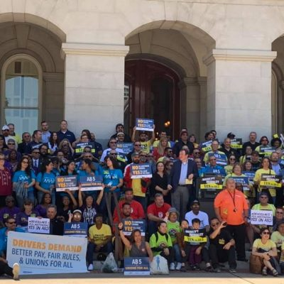 Worker Victory as Gig Bill Advances in California Legislature
