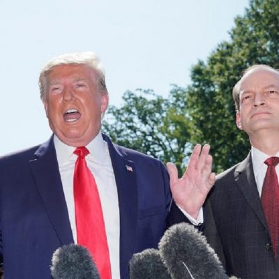 Good Riddance: Trump's Labor Secretary Is Out