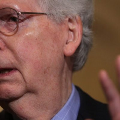 Miners With Black Lung Travel 10 Hours To Meet McConnell; He Leaves Meeting After Two Minutes
