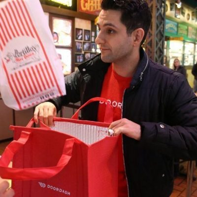 Food Delivery Company That Kept Workers Tips Changes Policy After News Report