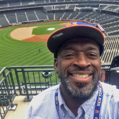 Meet the Mayor of Citi Field