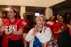 "Santa Monica City Council Passes ""Housekeeper Bill of Rights"""