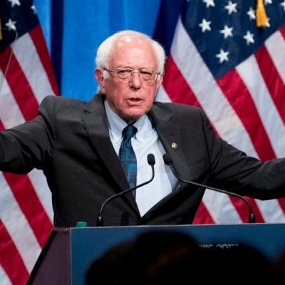 Bernie Sanders Unveils Plan To Double Labor Union Membership