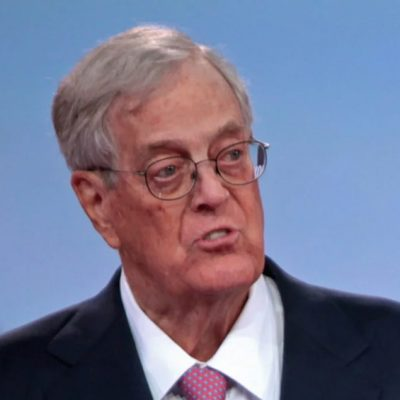 David Koch, A Billionaire Who Spent Years Trying To Kill Unions, Dies At 79