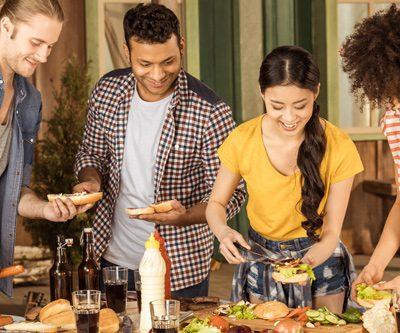 A Feast for Summer's Last Hurrah