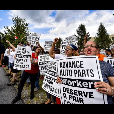After Strike, Advanced Auto Parts Workers Represented by LiUNA Vote to Ratify First CBA!