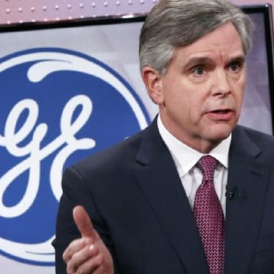 GE, Who Paid Its CEO $15 Million Last Year, Just Froze Workers' Pensions
