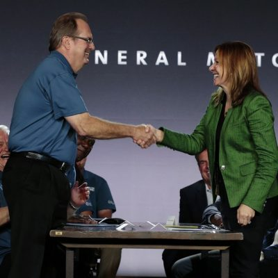 GM And The UAW Have Reached A Tentative Deal That Could End The Strike