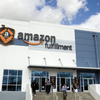 Amazon Employees Protest Company's Firing Of Worker For Spending Extra Hour With Dying Relative