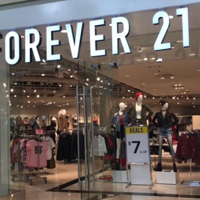Forever 21 Workers Are Organizing For Protection As Company Files For Bankruptcy