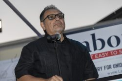 Ron Herrera Sworn in as the President of the Los Angeles County Federation of Labor