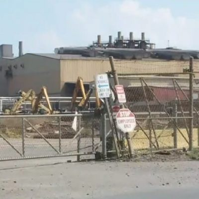 Steel Mill In State That Voted For Trump Closes Suddenly, Leaving Hundreds Jobless