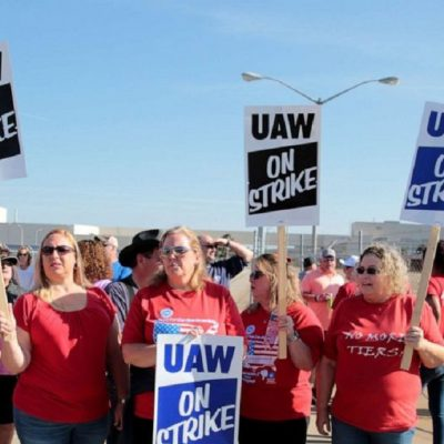 UAW Increases Strike Benefits Pay For GM Employees