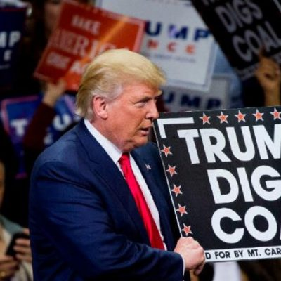 Largest Private Coal Company Goes Bankrupt Despite Trump's Promise To Save The Industry