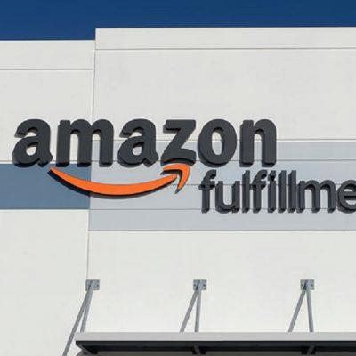 Amazon Warehouse Workers Strike On Black Friday