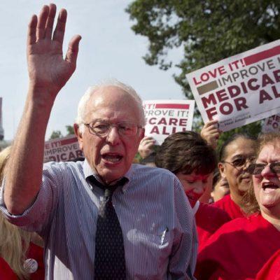 Nation's Largest Nurses Union To Endorse Bernie Sanders For President